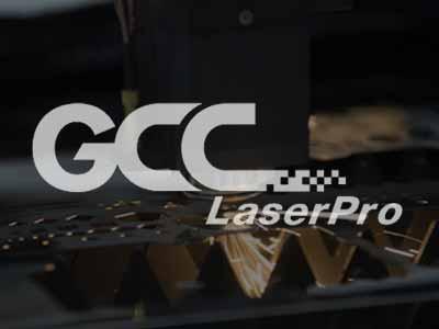 GCC Laser-Graviermaschinen