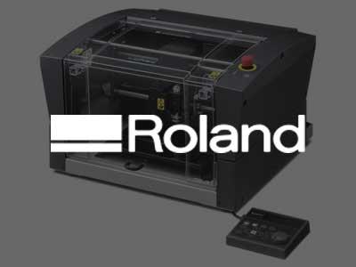 Roland Graviermaschinen