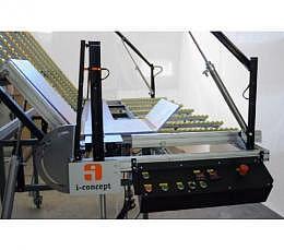 IC-7 automatische PC/SAN Biegemaschine