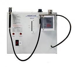 Flammpoliermaschine Model-800 Aquaflame