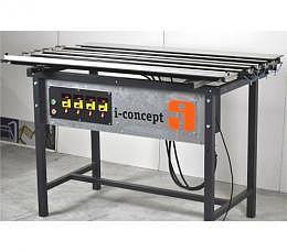 Manuelle Kunststoff-Biegemaschine IC1-1300