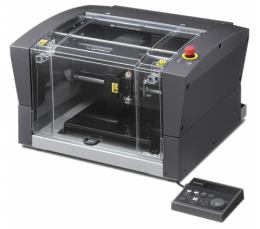 DE-3 Desktop-Graviermaschine inkl. V-Carve